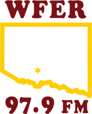 WFER 1230 AM Radio Station, Iron River Broadcasting Station, U.P.,Upper Peninsula, Michigan, MI, Iron River, Iron County, Radio Station, WFER 1230 AM, 97.9 FM, WFER, 1230 AM, Iron County Broadcasting Station